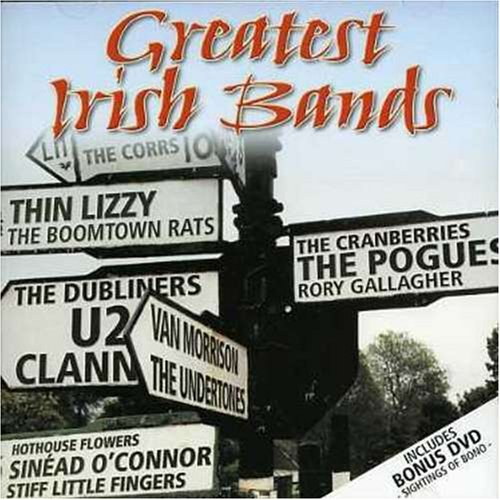 Various - Greatest Irish Bands
