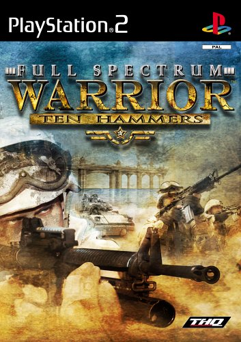 Full Spectrum Warrior - Full Spectrum Warrior: Ten Hammers (PS2)