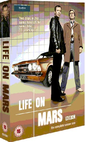 Life-On-Mars-Complete-BBC-Series-1-2006-DVD-DVD-A4VG-The-Cheap-Fast