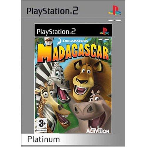 Madagascar - Madagascar (PS2), Platinum Edition