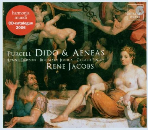 Dido And Aeneas (Jacobs, Orch. Of The Age Of Enlightenment)