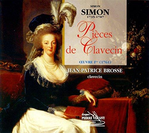 Jean-Patrice Brosse - Simon: Harpsichord Works