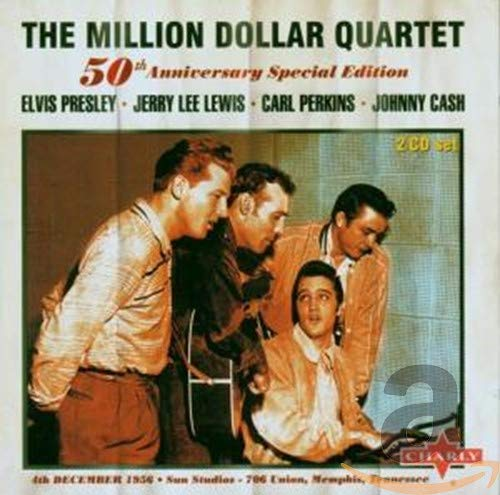 The Million Dollar Quartet - 50th Anniversary Special Edition