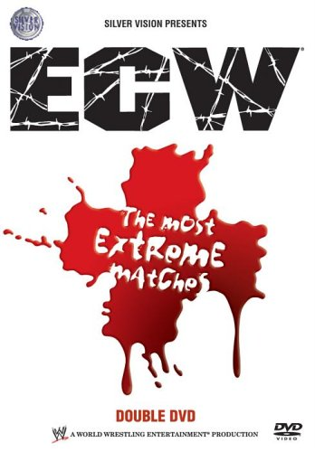 Ecw - WWE - ECW The Most Extreme Matches