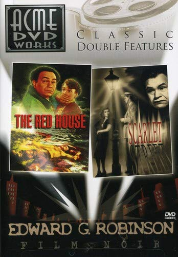 Edward G. Robinson Film Noir Double Feature (Scarlet Street & Red House)
