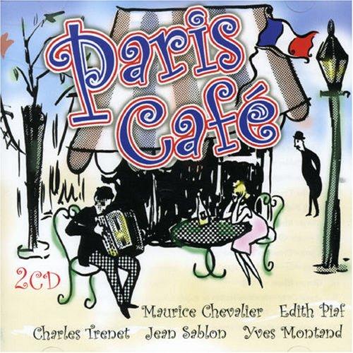 Various Artists - Paris Café