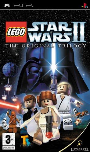 Lego Star Wars II - LEGO Star Wars II: The Original Trilogy (PSP)