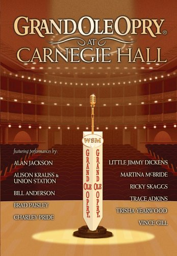 Various-Grand-Ole-Opry-at-Carnegie-Hall-DVD-2006-Various-CD-NCVG