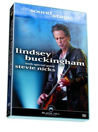 Lindsay-Buckingham-And-Stevie-Nicks-Soundstage-DVD-CD-24VG-FREE-Shipping