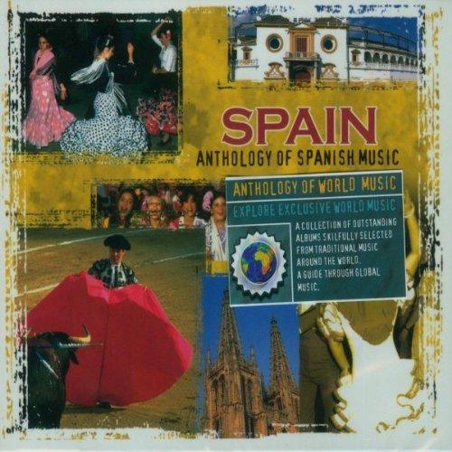 Various Artists - Anthology of Spanish Music