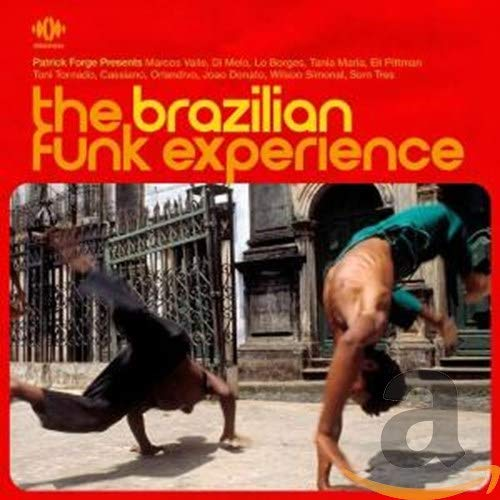 The Brazilian Funk Experience By Various Artists