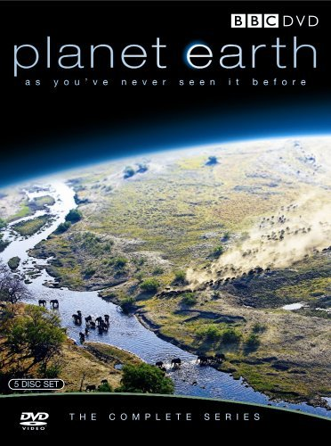 David Attenborough: Planet Earth - The Complete Series