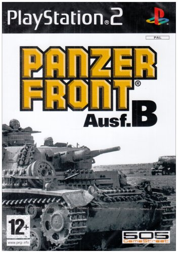 Panzer Front Ausf.B (PS2)