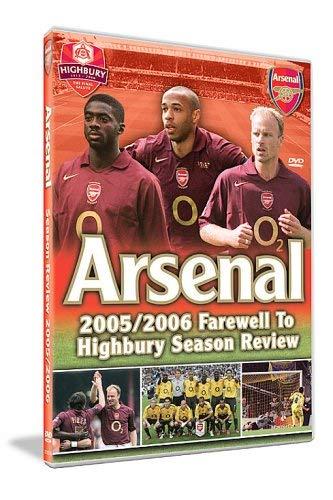 Arsenal FC: End Of Season Review 2005/2006
