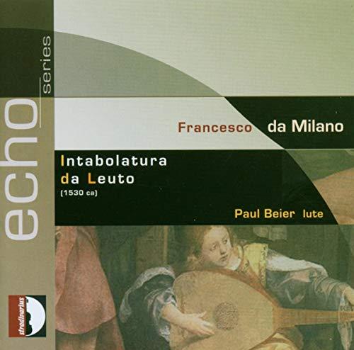 Milano - Intavolatura da Leuto