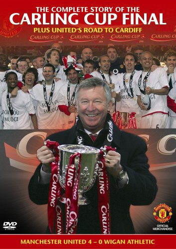 Manchester United vs Wigan: Carling Cup Final 2006