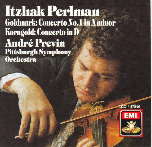 Andre Previn - Goldmark & Korngold: Violin Concertos (UK Import) By Andre Previn