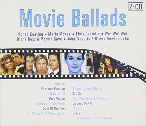 Various Artists - Movie Ballads By Various Artists