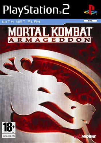 Mortal Kombat Armageddon (PS2)
