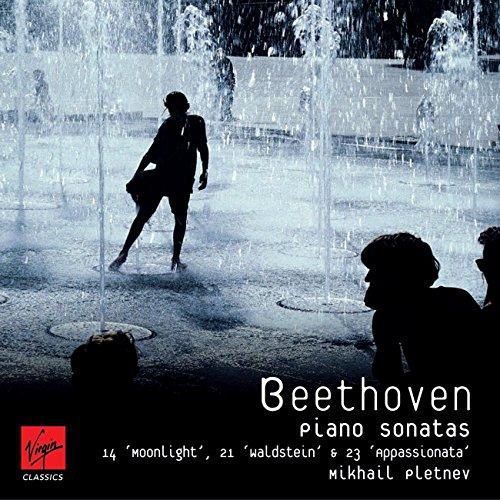 Beethoven: Piano Sonatas 14 'Moonlight', 21 'Waldstein' & 23 'Appassionata'
