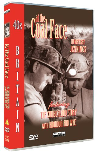 40s Britain - At The Coal Face