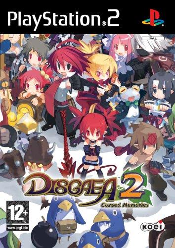 Disgaea 2: Cursed Memories (PS2)