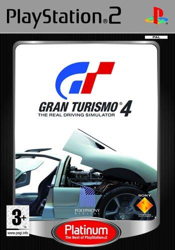 Gran Turismo 4 - Gran Turismo 4 (PS2)
