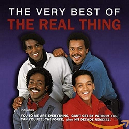 The Real Thing - The Very Best of By The Real Thing