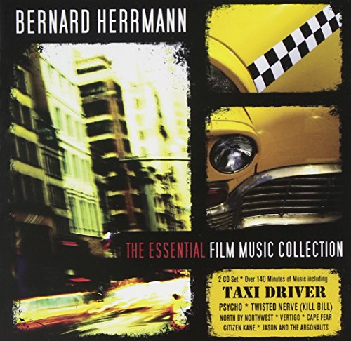 The City Of Prague Philharmonic Orchestra - Bernard Herrmann: The Essential Film Music Collection By The City Of Prague Philharmonic Orchestra
