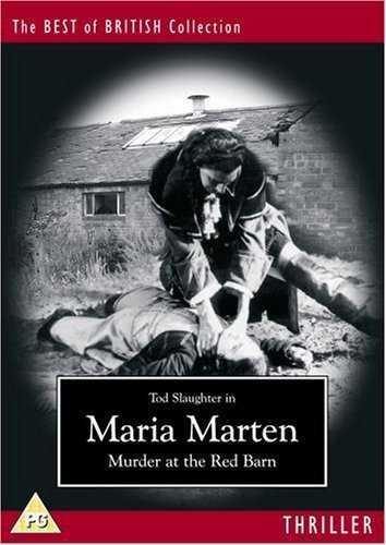 Maria Marten: Murder at the Red Barn