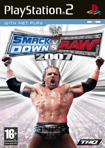 WWE SmackDown vs. RAW 2007 (PS2)