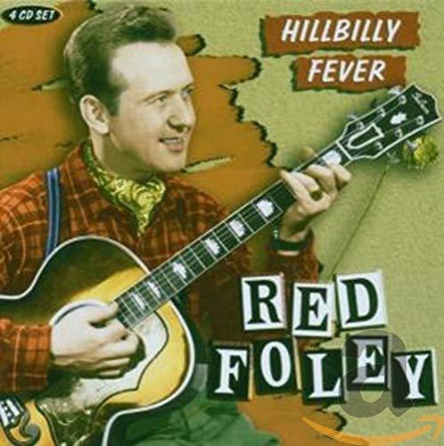 Hillbilly Fever (4CD) By Red Foley