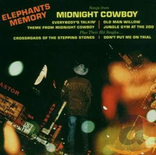 Elephants Memory - Songs From Midnight Cowboy By Elephants Memory