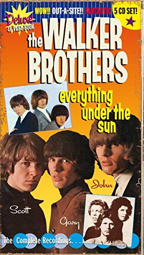 Everything Under The Sun By The Walker Brothers