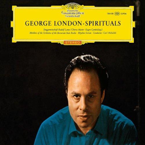 George London - Spirituals (Michalski) By George London