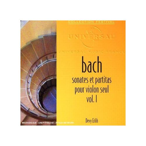 Erlih, Devy - Sonates Et Partitas Pour Violon Seul I