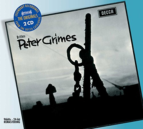 Peter Pears Claire Watson Orchestra of the Royal Opera House, Covent Garden Benjamin Britten - Britt