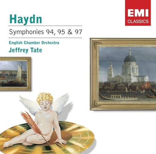Symphonies Nos. 94, 95 And 97 (Tate, Eco)