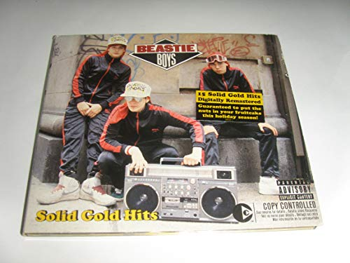 The Beastie Boys - Solid Gold Hits By The Beastie Boys