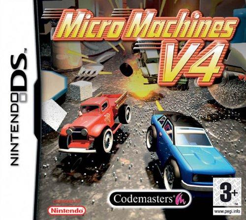 Micro Machines - Micro Machines v4 (Nintendo DS)