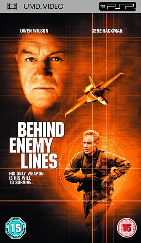 Behind-Enemy-Lines-UMD-Mini-for-PSP-CD-34VG-FREE-Shipping