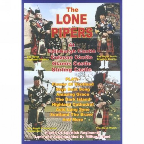 Various-Artists-Various-Artists-the-Lone-Pipers-Various-Artists-CD-T8VG