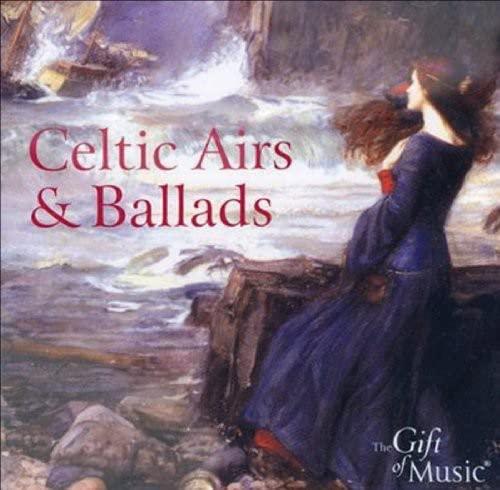 Jon Banks - Celtic Airs & Ballads