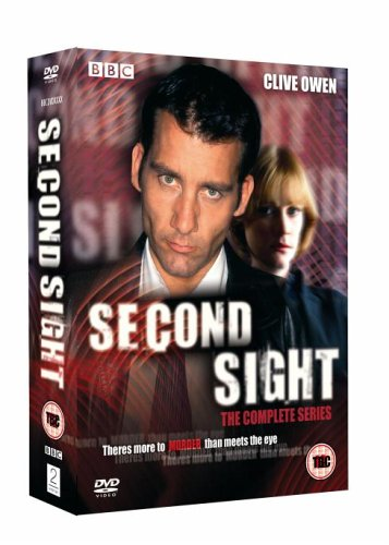 Second Sight - Series 1& 2