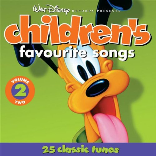 Children's Favourite Songs 2 By Various