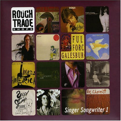 Various - Rough Trade Shops Singer Songwriter 1 By Various