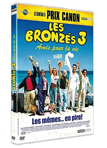 Bronzes-3-Amis-Pour-La-Vie-DVD-Region-2-French-Only-CD-LWVG