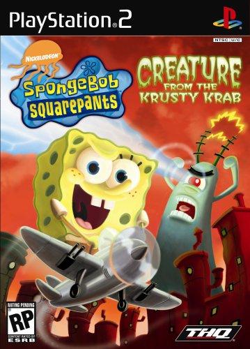 Spongebob: Creature From the Krusty Krab / Game
