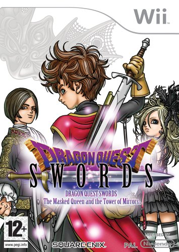 Dragon Quest Swords: The Masked Queen and the Tower of Mirrors (Wii)