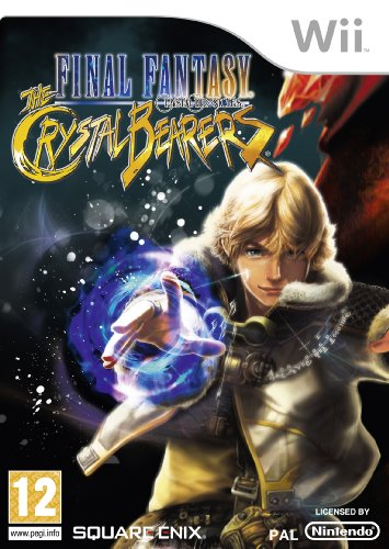 Final Fantasy Crystal Chronicles: Crystal Bearers (Wii)